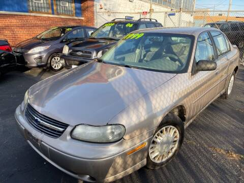 2000 Chevrolet Malibu for sale at Square Business Automotive in Milwaukee WI