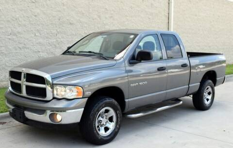 2005 Dodge Ram Pickup 1500 for sale at Raleigh Auto Inc. in Raleigh NC