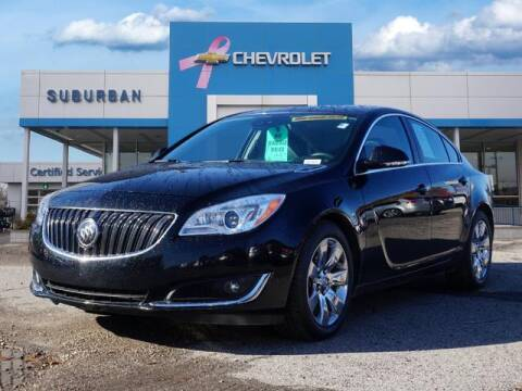 2015 Buick Regal for sale at Suburban Chevrolet of Ann Arbor in Ann Arbor MI