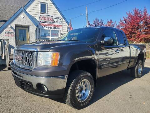 2011 GMC Sierra 1500 for sale at VIking Auto Sales LLC in Salem OR
