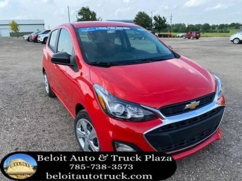 2021 Chevrolet Spark for sale at BELOIT AUTO & TRUCK PLAZA INC in Beloit KS