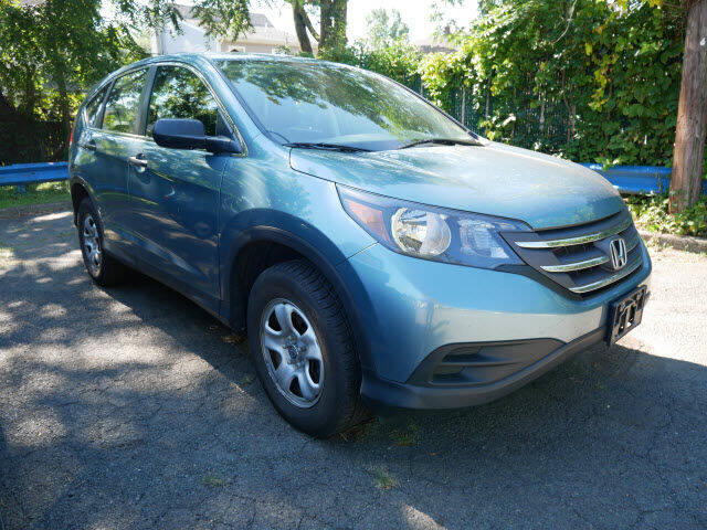 2014 Honda CR-V for sale at M & R Auto Sales INC. in North Plainfield NJ