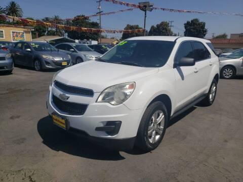 2013 Chevrolet Equinox for sale at L & M MOTORS in Santa Maria CA