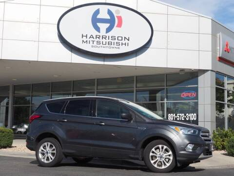 2019 Ford Escape for sale at Harrison Imports in Sandy UT