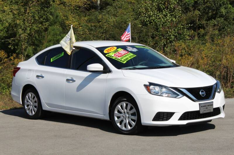 2017 Nissan Sentra for sale at McMinn Motors Inc in Athens TN