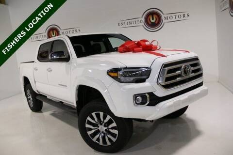 2021 Toyota Tacoma for sale at Unlimited Motors in Fishers IN