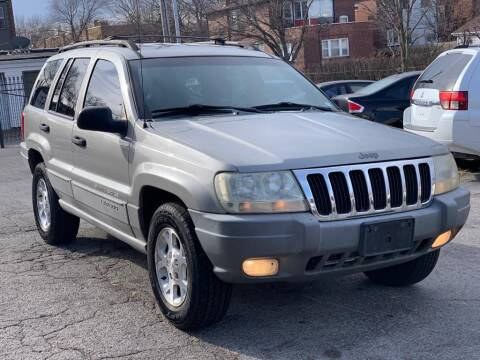 2000 Jeep Grand Cherokee for sale at IMPORT Motors in Saint Louis MO