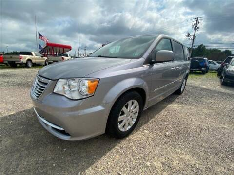 2014 Chrysler Town and Country for sale at Terrys Auto Sales in Somerset PA
