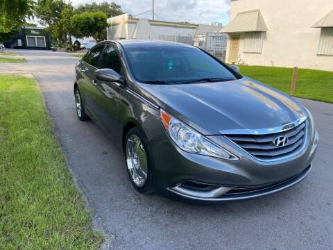 2012 Hyundai Sonata for sale at Roadmaster Auto Sales in Pompano Beach FL