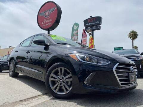 2017 Hyundai Elantra for sale at Auto Express in Chula Vista CA