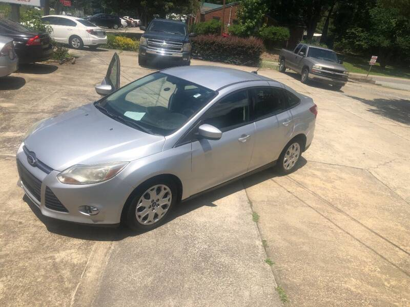 2012 Ford Focus for sale at Moore's Motors in Durham NC