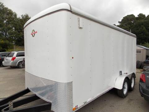 2016 Carry on Utility Trailer 16X7 16x7 for sale at Deer Park Auto Sales Corp in Newport News VA