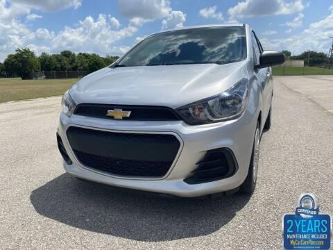 2017 Chevrolet Spark for sale at Destin Motors in Plano TX