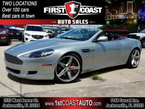 2006 Aston Martin DB9 for sale at 1st Coast Auto -Cassat Avenue in Jacksonville FL
