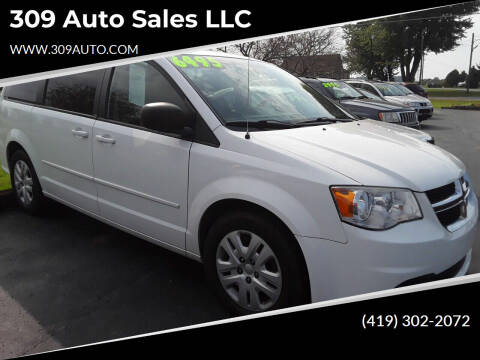 2014 Dodge Grand Caravan for sale at 309 Auto Sales LLC in Harrod OH