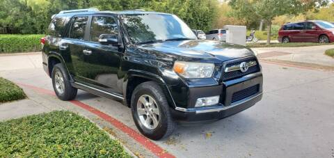 2013 Toyota 4Runner for sale at Motorcars Group Management - Bud Johnson Motor Co in San Antonio TX