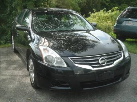 2012 Nissan Altima for sale at Best Choice Auto Market in Swansea MA