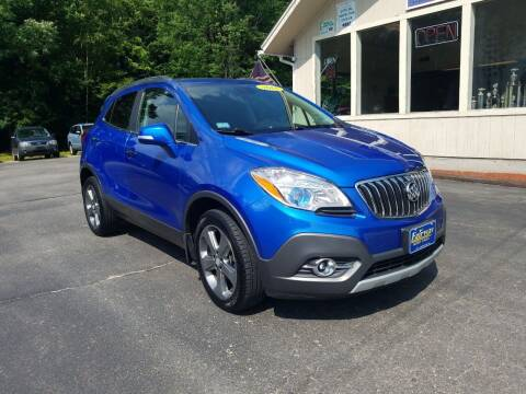 2014 Buick Encore for sale at Fairway Auto Sales in Rochester NH