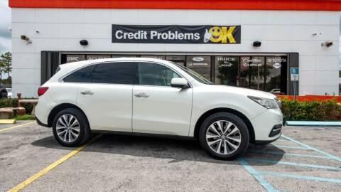 2014 Acura MDX for sale at Car Depot in Miramar FL