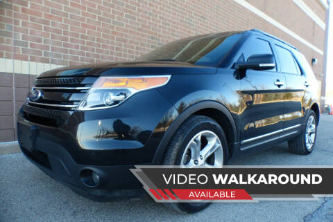 2015 Ford Explorer for sale at Macomb Automotive Group in New Haven MI