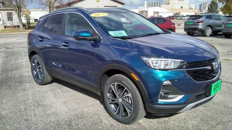 2021 Buick Encore GX for sale at Unzen Motors in Milbank SD
