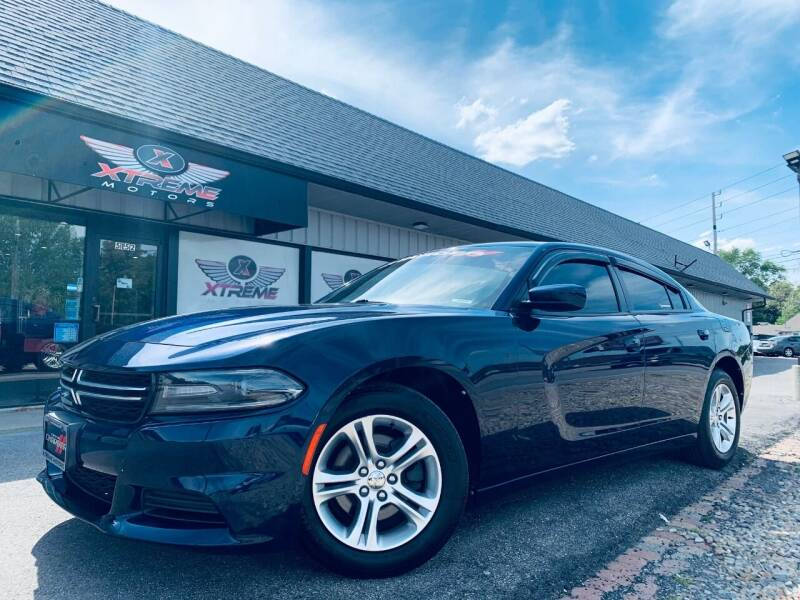 2015 Dodge Charger for sale at Xtreme Motors Inc. in Indianapolis IN