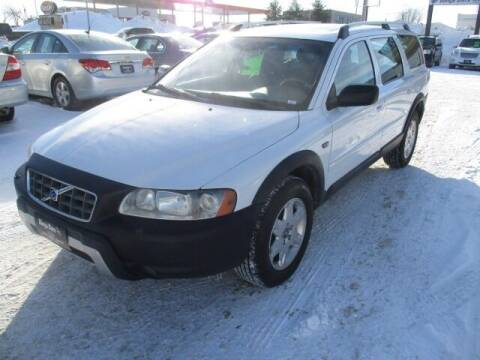 2005 Volvo XC70 for sale at King's Kars in Marion IA