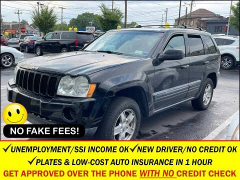 2006 Jeep Grand Cherokee for sale at AUTOFYND in Elmont NY