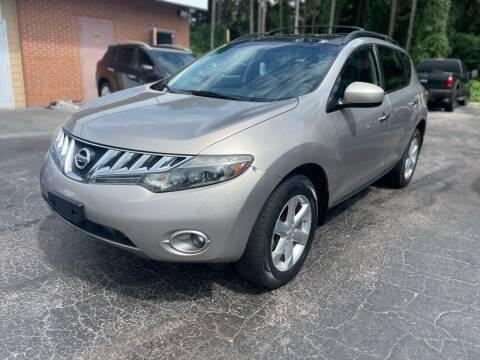 2009 Nissan Murano for sale at Magic Motors Inc. in Snellville GA