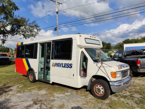 2006 Ford E-Series Chassis for sale at Advance Import in Tampa FL