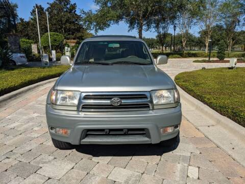 2000 Toyota 4Runner for sale at M&M and Sons Auto Sales in Lutz FL