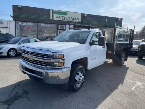 2015 Chevrolet Silverado 3500HD for sale at Wakefield Auto Sales of Main Street Inc. in Wakefield MA