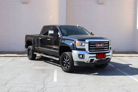 2015 GMC Sierra 2500HD for sale at El Patron Trucks in Norcross GA