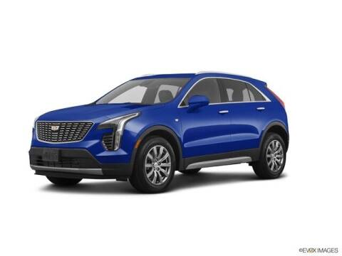 2021 Cadillac XT4 for sale at Radley Cadillac in Fredericksburg VA