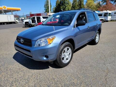 2006 Toyota RAV4 for sale at Blue Lake Auto & RV Repair Inc in Fairview OR
