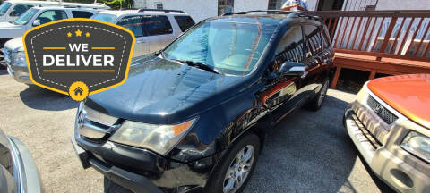 2007 Acura MDX for sale at Rockland Auto Sales in Philadelphia PA