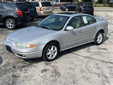 2002 Oldsmobile Alero for sale at Sunshine Auto Sales in Huntington IN