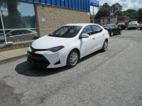 2018 Toyota Corolla for sale at Southern Auto Solutions - 1st Choice Autos in Marietta GA