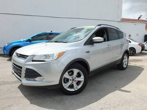 2014 Ford Escape for sale at Port Motors in West Palm Beach FL