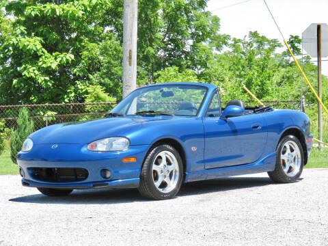 1999 Mazda MX-5 Miata for sale at Tonys Pre Owned Auto Sales in Kokomo IN