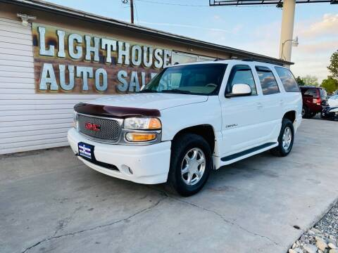 2004 GMC Yukon for sale at Lighthouse Auto Sales LLC in Grand Junction CO