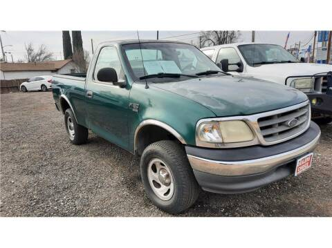 2000 Ford F-150 for sale at Dealers Choice Inc in Farmersville CA