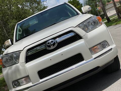 2011 Toyota 4Runner for sale at HIGH PERFORMANCE MOTORS in Hollywood FL