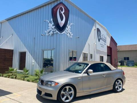 2010 BMW 1 Series for sale at Barrett Auto Gallery in San Juan TX