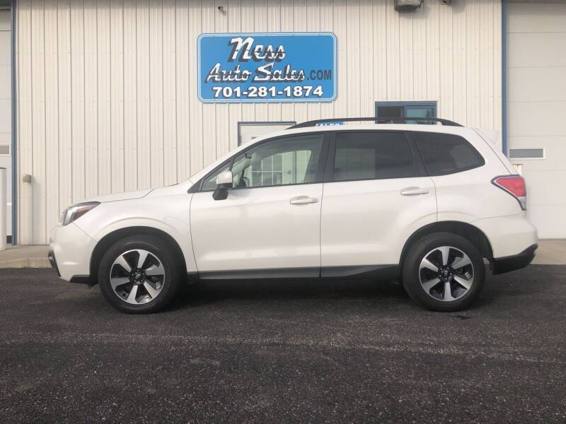 2017 Subaru Forester AWD 2.5i Premium 4dr Wagon CVT - West Fargo ND