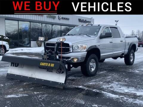 2007 Dodge Ram Pickup 1500 for sale at Vicksburg Chrysler Dodge Jeep Ram in Vicksburg MI