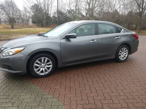 2016 Nissan Altima for sale at CARS PLUS in Fayetteville TN
