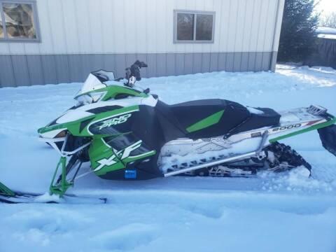 2014 Arctic Cat XF 8000 Sno Pro®