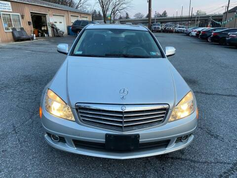 2008 Mercedes-Benz C-Class for sale at YASSE'S AUTO SALES in Steelton PA