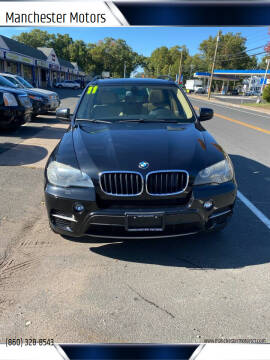 2011 BMW X5 for sale at Manchester Motors in Manchester CT